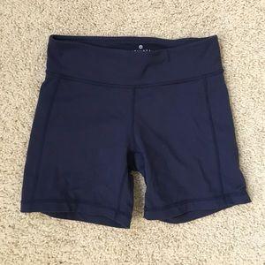 Athleta workout shorts in Navy. Size XXS