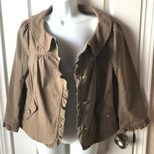 LOFT Cotton Jacket