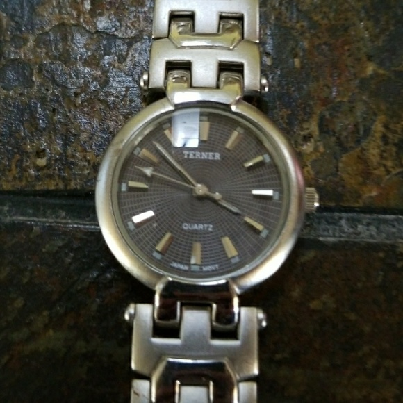 Terner Other - Terner silver watch