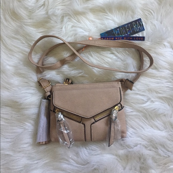 10b74e90a6f6 Free People mini Leanna crossbody bag