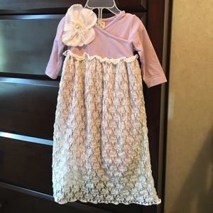 Other - Peaches n Cream gown