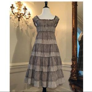 M.S.R.P.  Peasant Dress