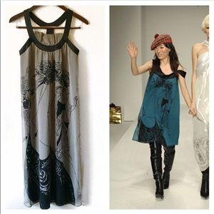 Voom by Joy Han silk dress