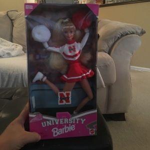 Other - University of Nebraska Cheerleader Barbie 1996