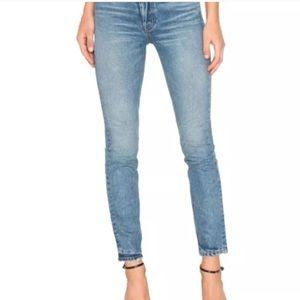 GRLFRND Jeans - GRLFRND 27 KAROLINA HIGH RISE JEANS REDONE LEVIS