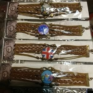 New *SALE*! BOGO 5 Layer Charm Bracelets