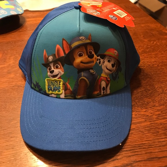 867b2ab4f4d Nickelodeon Paw Patrol kids baseball cap
