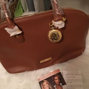 Handbags - Brand new Joy & Iman leather purse
