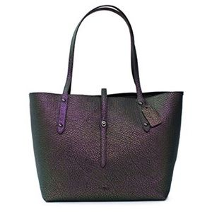 Handbags - Coach holographic tote - new without tags