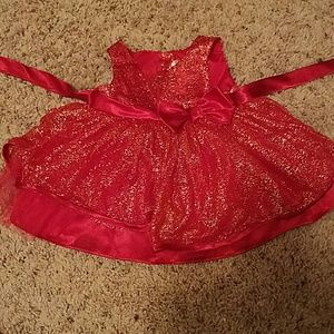 Other - Newborn Christmas Dress