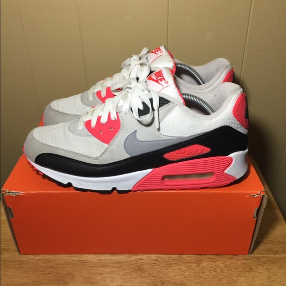 Nike Shoes   Air Max 90 Infrared 2010 Release   Poshmark