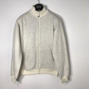 Lululemon {Men's} Post Workout Fleece ZipUp Jacket