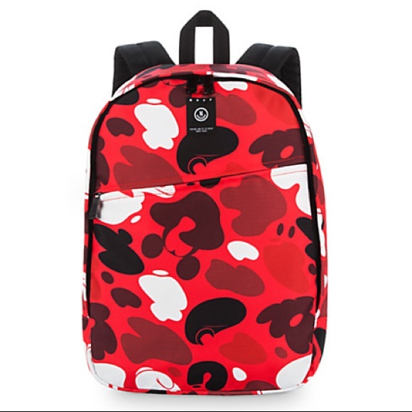 50ddea3a299 New Mickey Mouse Neff Camo Backpack