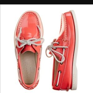 Coral Patent Sperry