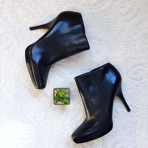 Via Spiga Heeled Bootie