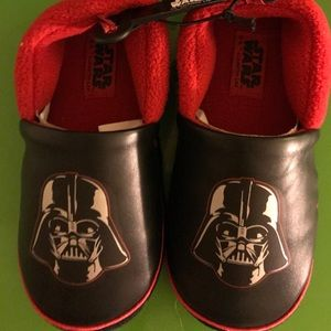 Star Wars Darth Vader slippers & chair NWT 🚀