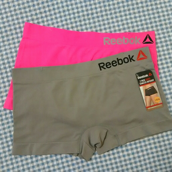 Reebok Other - Seamless Boy Shorts Panty