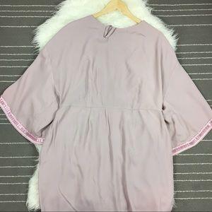 72938ebb79b ASOS Curve Dresses - Asos Curve Embellished Trim Kimono Midi Dress