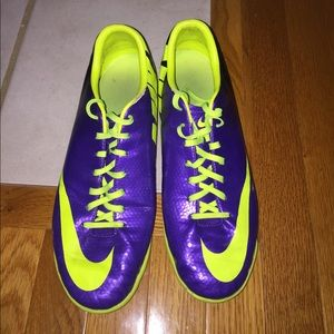 Other - Mens indoor soccer cleats.