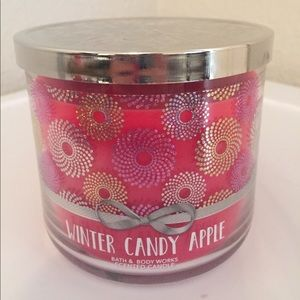 bath and body works Accents - Bath and body works candle