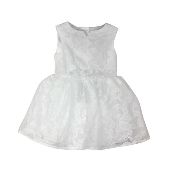 Mia Mimi Dresses Mia Mimi Girls White Formal Dress Poshmark