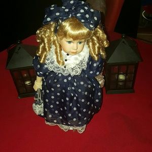 Other - seymour mann chelsea porcelain doll 16 inches tall