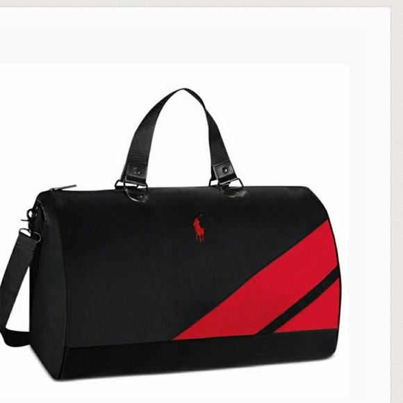 ad0d4b815d6 Polo by Ralph Lauren Bags   Ralph Lauren Polo Weekender Duffle Bag ...