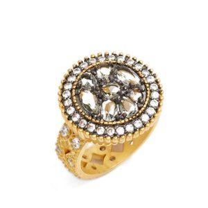 Freida Rothmann Round Pebble Ring