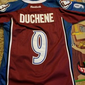 Other - Authentic Matt Duchene Avalanche Jersey