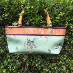 Handbags - Satin purse