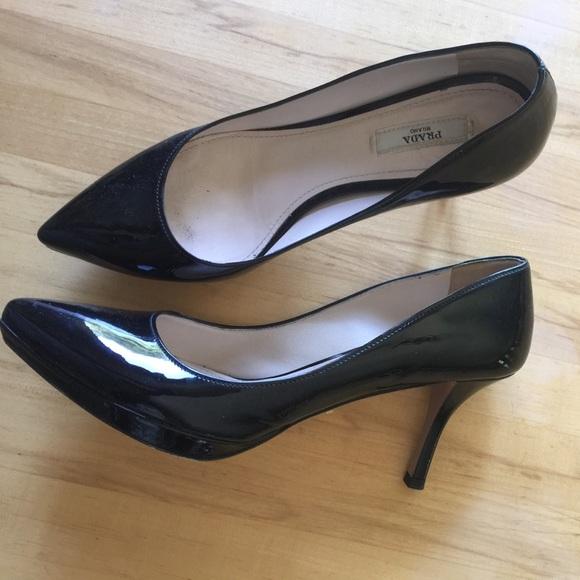 Prada Shoes | Prada Patent Leather