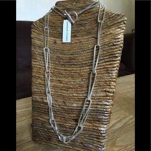 Jewelry - Adrienne Vittadini Silver Chain Necklace