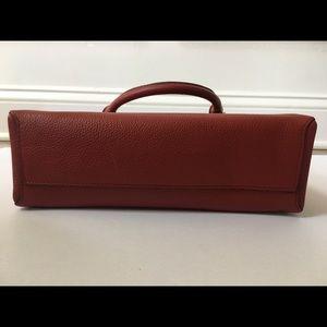 0629a01e0ad4c Coach Bags | 33562 Mini Turnlock Borough Red Currant | Poshmark