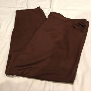 Pants - Brown slacks