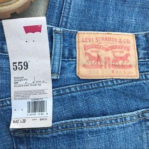 Levi's Jeans - {42x30}Levi's 559