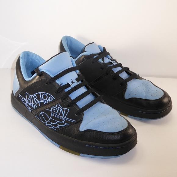 NIKE Air Jordan Nu Retro 1 Low Sneakers sz 10 #035
