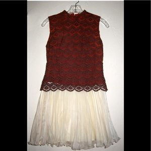 Dresses & Skirts - 🎁Gifted🎁1960's Mini Dress *SUPER CUTE*