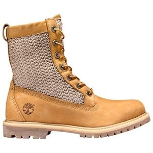 Timberland Open Weave Boot