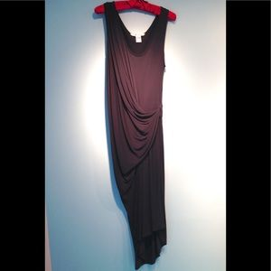 Diane von Furstenberg Clingy Draped Dress