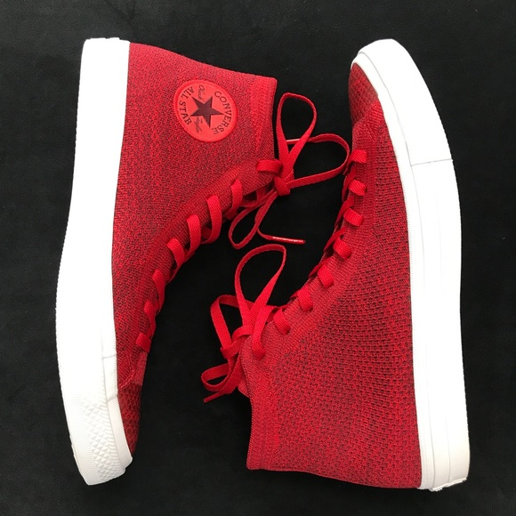 1c581b5bcff Converse CTAS X Nike Flyknit Hi