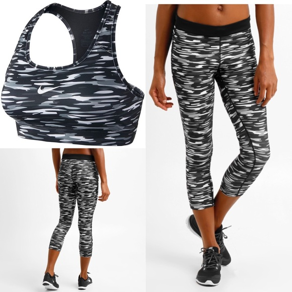 nike sports bra and leggings