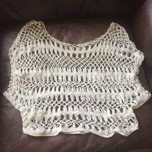 Other - Crotchet Top (swim cover up)