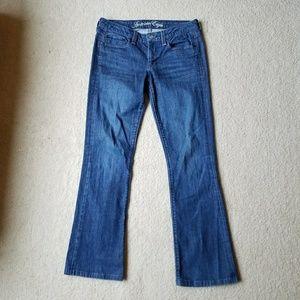 American Eagle True Boot Jeans