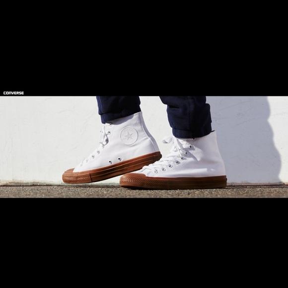 Converse Shoes   Converse White Gum