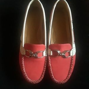 Shoes - Two -Tone Loafers Women's