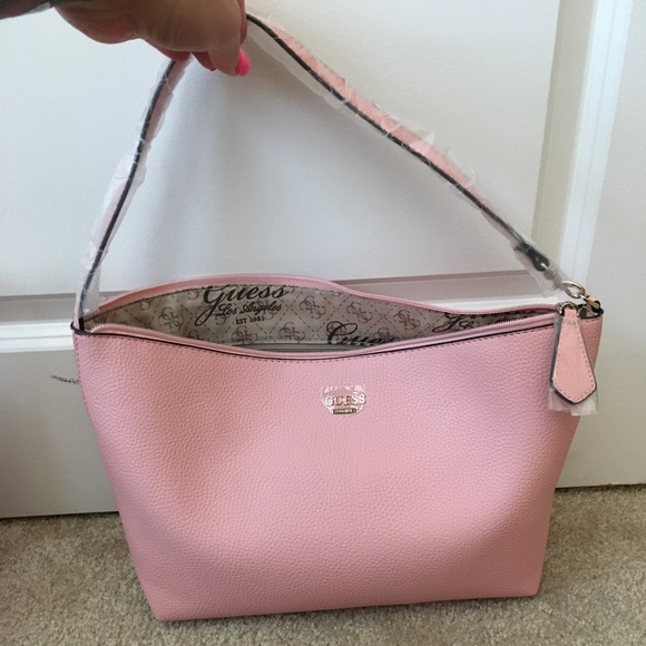 d2b6e74e8a0 Guess Bags   Light Pink Purse   Poshmark