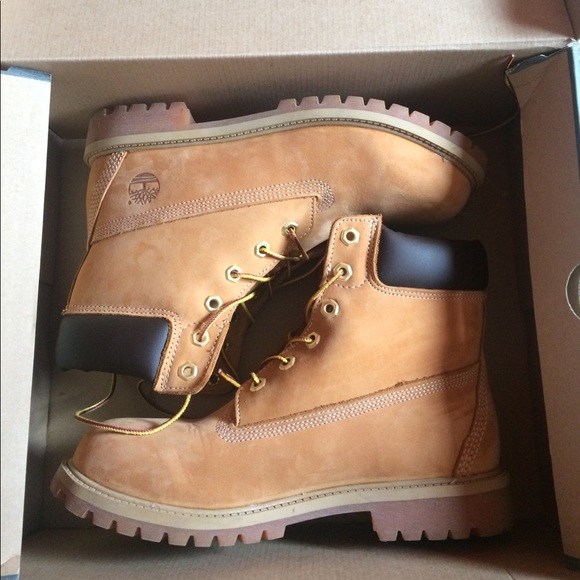 NEW IN BOX Timberland Boots NWT