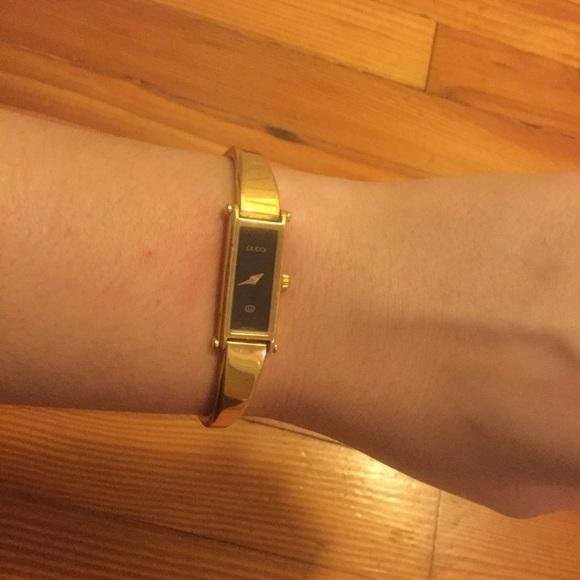 7982fbaee7e Gucci Accessories - Authentic Gucci 1500L Watch