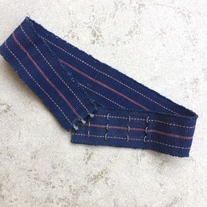 Accessories - Vintage Mexican Handwoven Belt