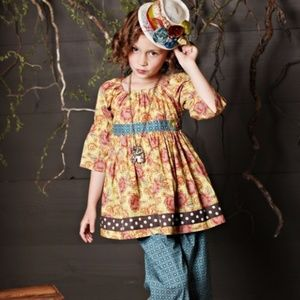 Matilda Jane Lovely West Palm Peasant Blouse You 6